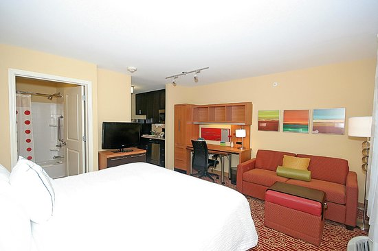 TownePlace Suites Aiken Whiskey Road: Studio King Suite
