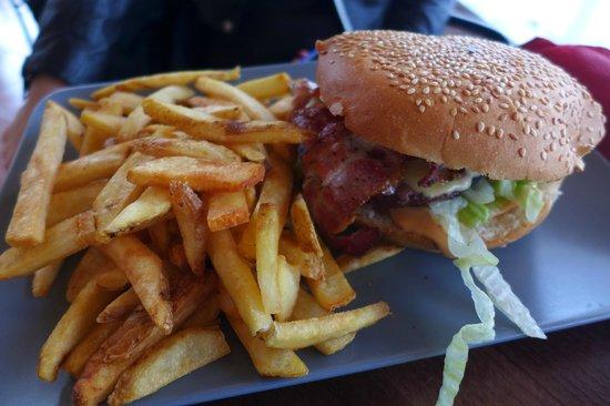 Kaffi 59 : burger