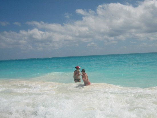 Hotel Pelicano : Playa