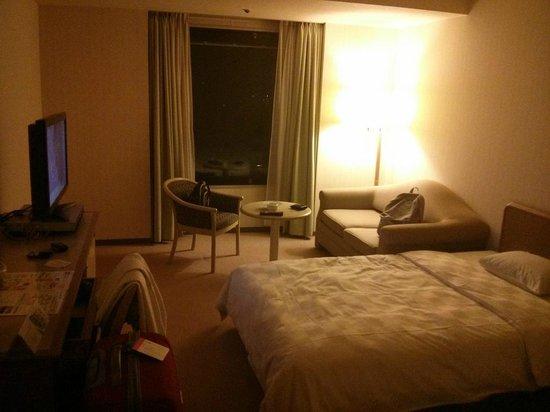 Karasuma Kyoto Hotel : Habitación