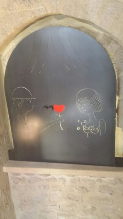Hostellerie Le Castellas : Endroit idéal pour les Amoureux.