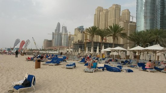 Hilton Dubai Jumeirah: Strand