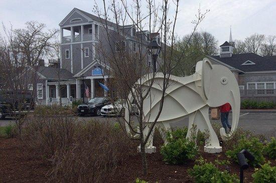 白象村飯店張圖片
