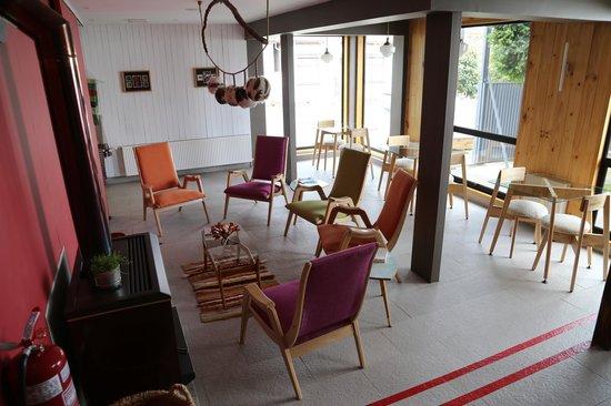 Ilaia Hotel : Espaces communs