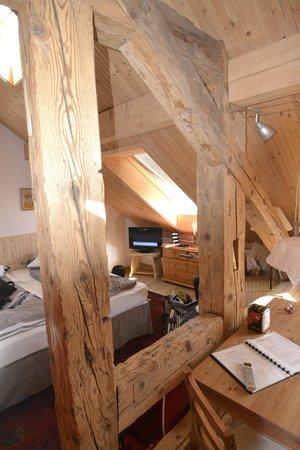 Bed and Breakfast L'Abricotier : vista della camera
