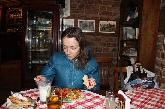 Keyf-i Mekan Cafe And Restaurant: Кайф изнутри...