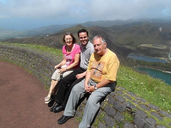 Azores Private Tours: Perfect day with Rui