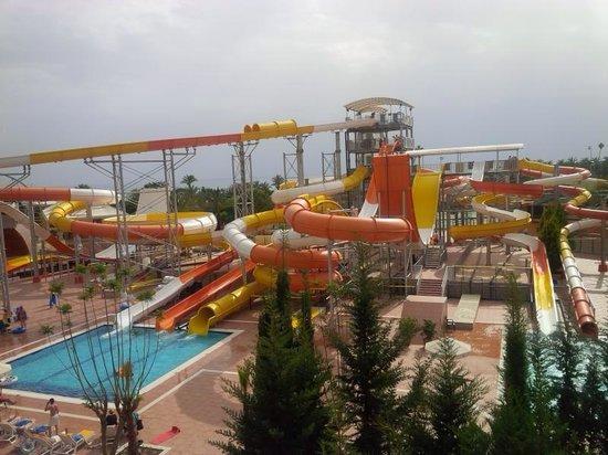 Pegasos World Hotel: Room view