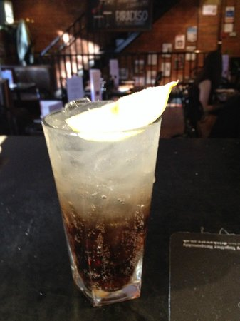 Paradiso: Long Island Ice Tea