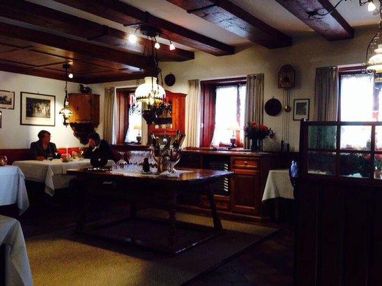 Hotel Adler Häusern: Gourmet-Restaurant
