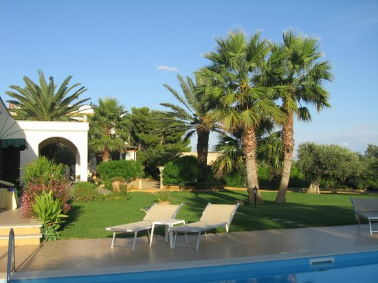 Villa Sogno Charme e Relax Selinunte: GARDEN