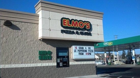 Elmo's Pizza & Subs