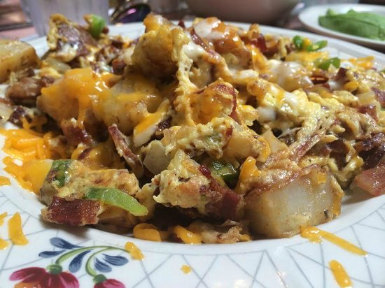The House Scramble Breakfast Perfection Picture Of Fresno
