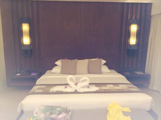 Cape Panwa Hotel : Rooms