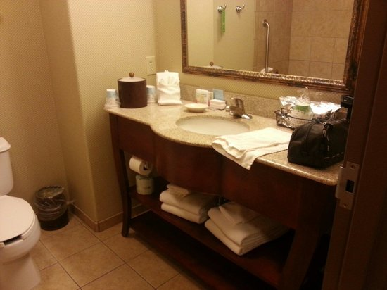 Hampton Inn & Suites Yuma: Bad