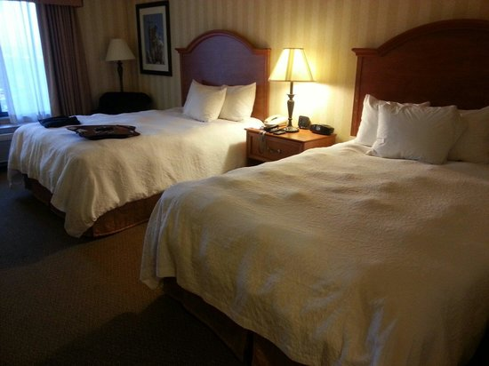 Hampton Inn & Suites Yuma: Betten