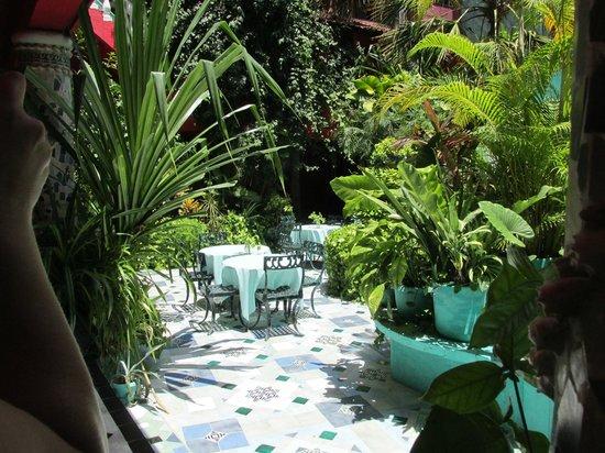 Maya del Mar: Hotel Decor
