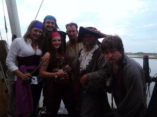 Belle of Topsail: Pirate Crew