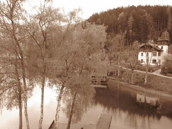 Hotel Seevilla: Morgenerwachen