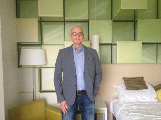 Hotel Indigo Birmingham : Room