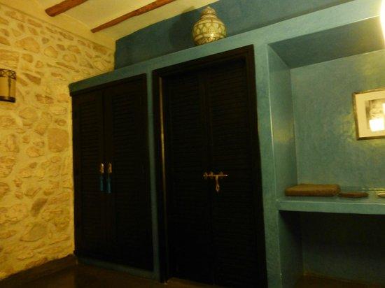 Le Douar des Arganiers : l'interno della stanza