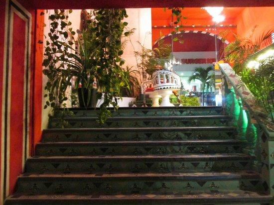 Maya Del Mar: Inside hotel grounds