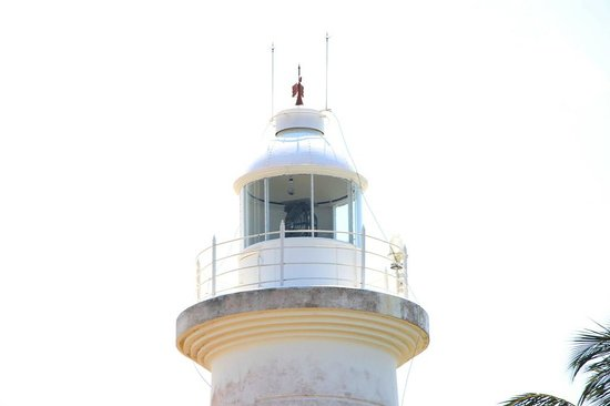 Galle Fort Lighthouse: The beacon of the Galle Fort Light House