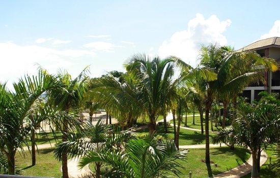 InterContinental Mauritius Resort Balaclava Fort : View of the sorroundings