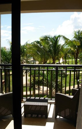 InterContinental Mauritius Resort Balaclava Fort: View from the Hotel Room