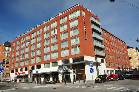 BEST WESTERN PLUS Time Hotel Stockholm