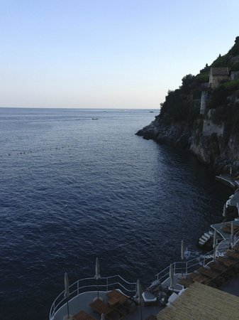 Santa Caterina Hotel: view