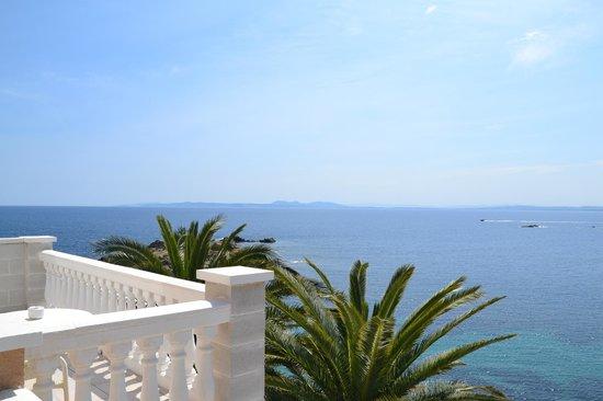 Vistabella: de la terrasse de la chambre