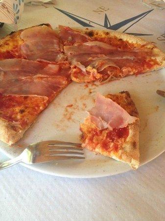 Tropical Ristorante Tipico: Пицца