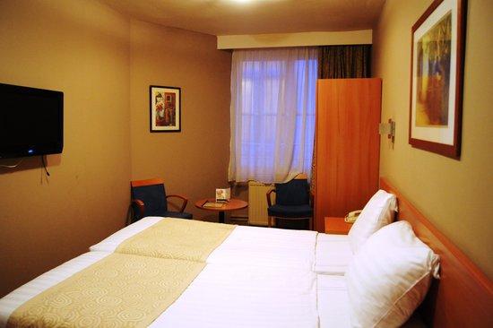 XO Hotels City Centre Amsterdam: номер