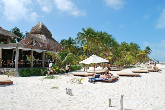 Na Balam Beach Hotel Restaurant