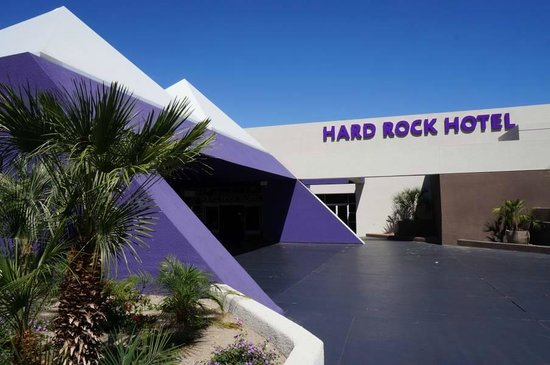 Hard Rock Hotel Palm Springs