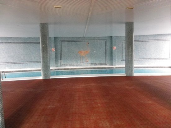 Albir Garden Resort : PISCINA CUBIERTA