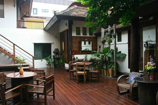 Jangmuang Boutique House: hotel