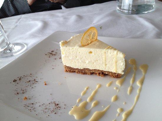 La Table de l'Hippodrome du Bouscat : Cheese Cake Passion