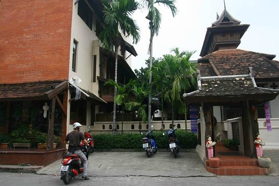 Jangmuang Boutique House : hotel