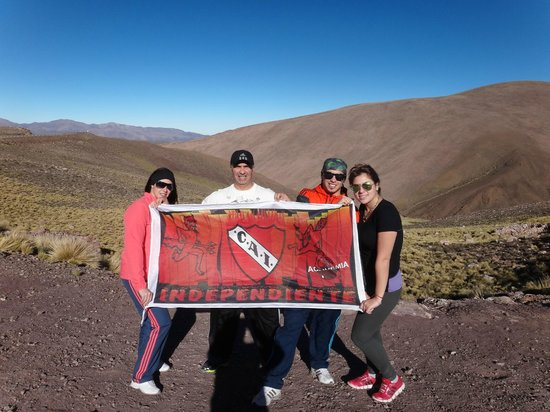 Alejandro I Hotel International Salta: excursion