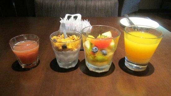 Fierro Hotel Buenos Aires: Petit-déjeuner