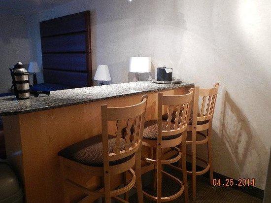 La Sammana Resort : kitchen bar