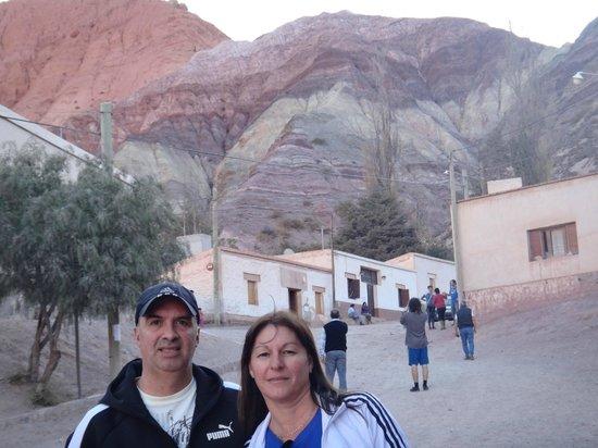 Alejandro 1 Hotel Internacional Salta: purmamarca, cerro 7 colores