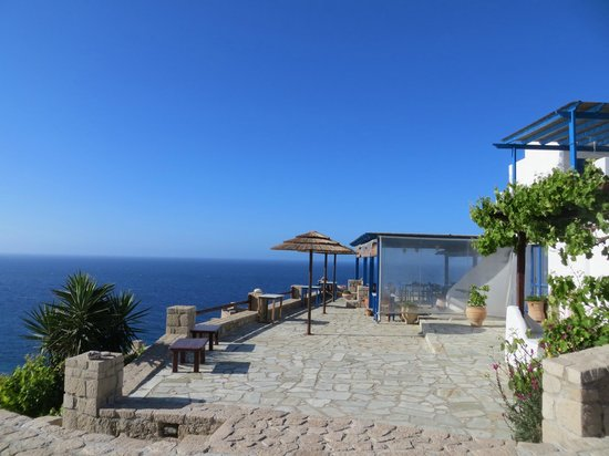 Psaravolada Resort: dining area for breakfast and dinner