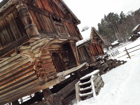 The Norwegian Museum of Cultural History: Hutten