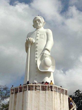 Juazeiro do Norte, CE: Estátua do Padre Cícero