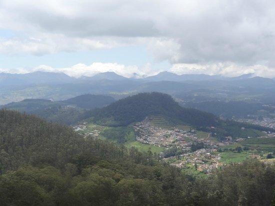 Doddabetta Peak: View