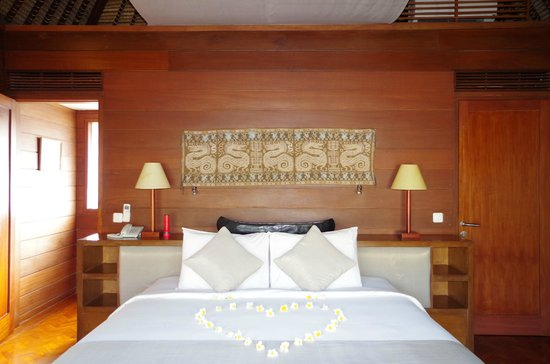 The Pavilions Bali : our sleeping room