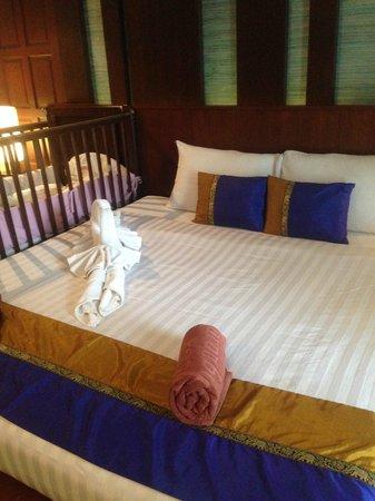 Baan Karonburi Resort: номер в ближнем корпусе